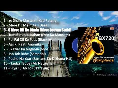 Hindi Film Instrumentals Saxophone