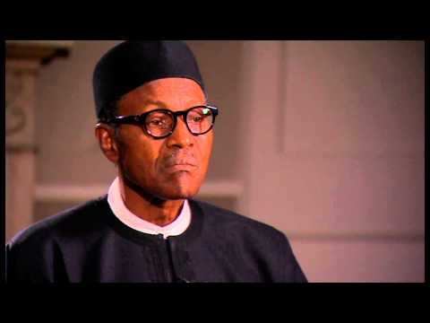 Presidential candidate Buhari vows to crush Boko Haram