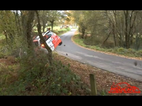 RALLY COMARCA DA ULLOA 2016 SLIDE SHOW & CRASH