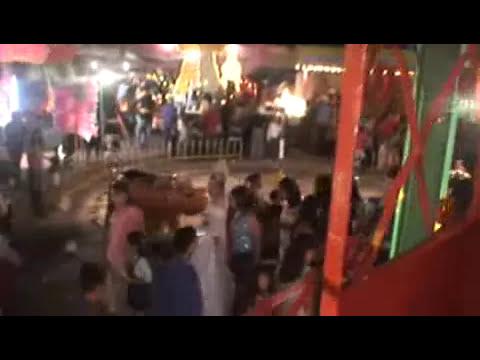 Feria en Nogales coneto de comonfort