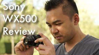 Sony DSC-WX500 Review | John Sison
