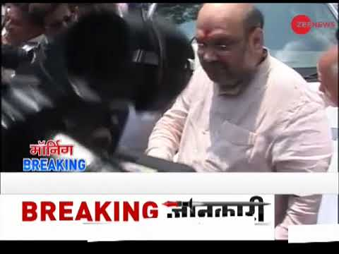 Amit Shah to visit Dehradoon today