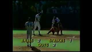 1980 ALCS Game 1: Yankees at Royals