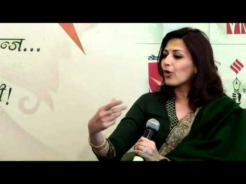 It was grandmas blessings -- Sonali Bendre