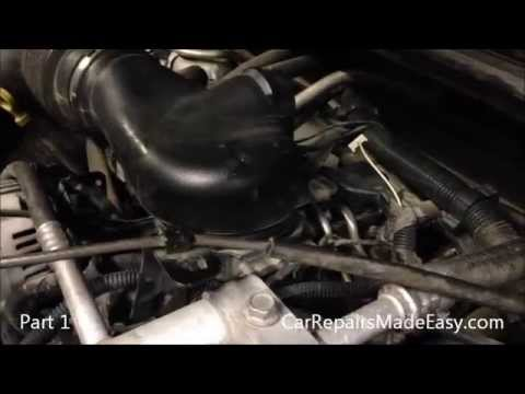 Chevy GMC 4.3 L V6 Spider Injector Assembly Replacement Part 1