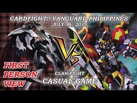 Ezel Vs Metalborg - Cardfight!! Vanguard Philippines