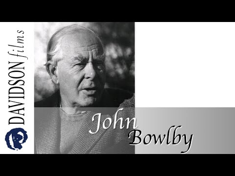 John Bowlby: Attachment Theory Across Generations (Davidson Films, Inc.)