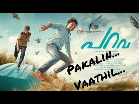 Pakalin Vathil Song Ft.Sreenath Bhasi | Parava | Soubin Shahir | Dulquer Salmaan | Rex Vijayan