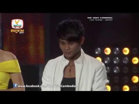 The Voice Cambodia - Live Show 1 - Toek 70 Kon Bros - Eurm Run
