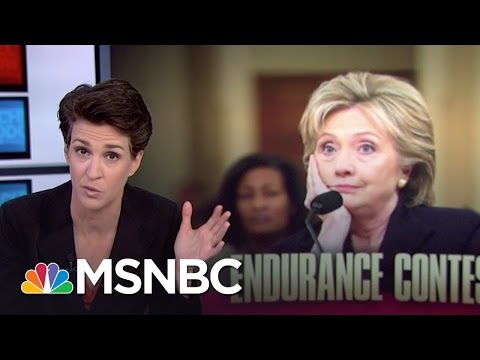 Maddow: Benghazi Committee Is A 'Partisan Carnival' | Rachel Maddow | MSNBC