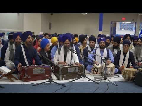 Bhai Jaswant Singh - Vancouver August 2017 - Second Rainsabai