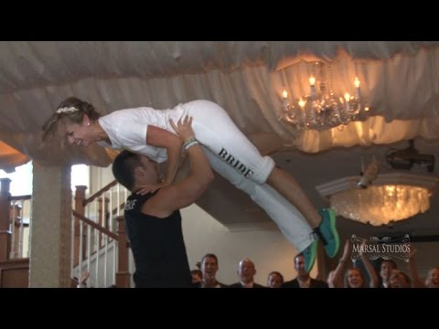 Emily and Robby - The Most Amazing Wedding First Dance