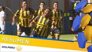 Resumen - Sport Rosario vs. Real Garcilaso (1-1)