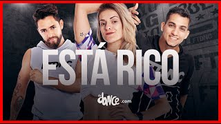 Está Rico Marc Anthony Will Smith Bad Bunny Fitdance Swag Choreography Dance Audio