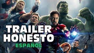 Trailer Honesto- Avengers Age of Ultron