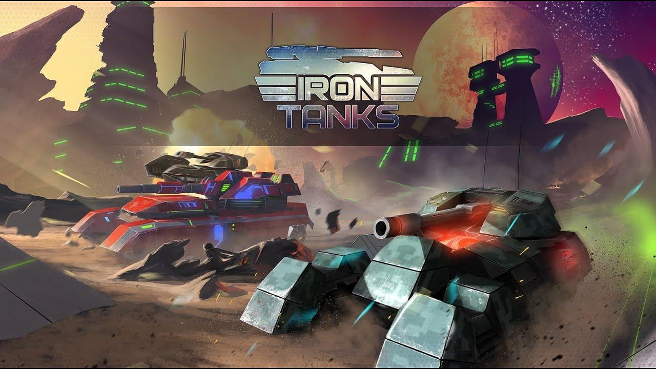 Iron Tanks v1.21MOD Apk :Unlimited Money  یاری بۆ ئهندرۆید