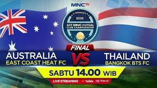 Download Lagu EAT COAST (AUSTRALIA) VS BANGKOK BTS FC (THAILAND) - (FT : 1-7) AFF MNC FUTSAL CLUB CHAMPIONSHIP Gratis STAFABAND