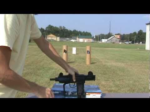 Mini Uzi Replica Gas BB Airgun.mpg