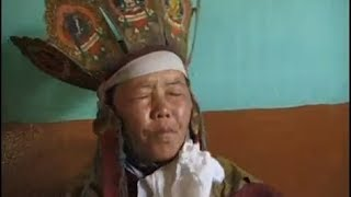 Alternative Medicine  Shamanic Witch Doctor Cure Disease
