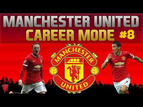 Fifa 15 Manchester United Career Mode #8 - Rooney = Goals!!