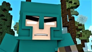 "Minecraft Song and Minecraft Animation ""Little Square Face 4"" Top Minecraft Songs"