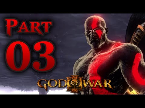 God Of War III 3 – Judges Of the Underworld (Fear Kratos)