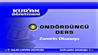 kuran ogretmeni cd 4 Tek Parca Full hd