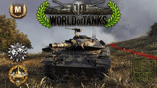 World of Tanks - T49 - 5 Kills - 7.7k Damage - 4.8k assist. [Replay|HD]