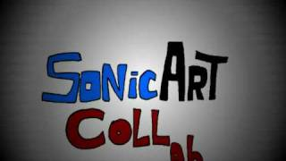 sonic art collab