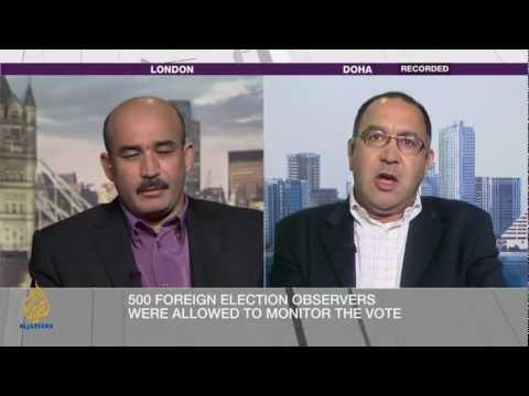 Inside Story: Zitout, Bouandel, Serrai, Algerian elections 2012