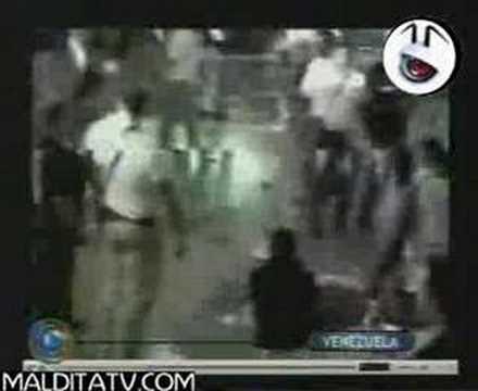 Masacre En Discoteca Venezolana