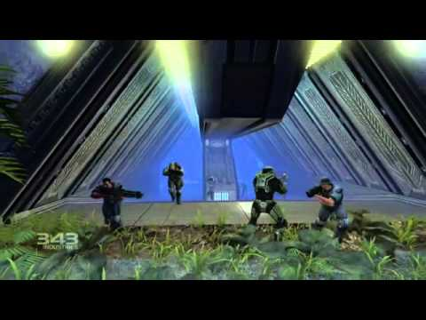 Halo Combat Evolved Anniversary Flood Halo Anniversary Flood And