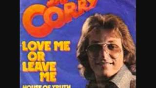 Jay C. Corry - Love Me Or Leave Me