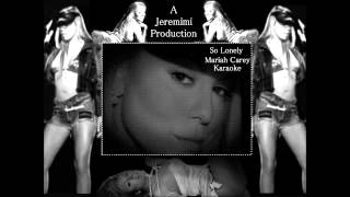 Watch Mariah Carey So Lonely One And Only Part II video