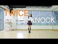 TWICE(트와이스)-Knock Knock(낙낙)Dance Cover(mirror)안무 거울모드 #D