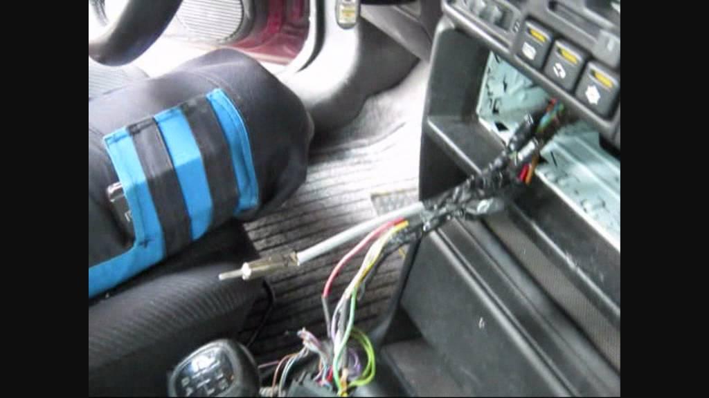 Nissan Rogue Azul >> REPARACION DE ANTENA.,instalacion, AUTO,CAMION, AUTOCAR,VANIAUTO - YouTube