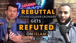 Video: In Quran 8:39, Muslims are commanded to fight disbelievers? - Mohammed Hijab vs Steven Crowder (DeenShowTV)