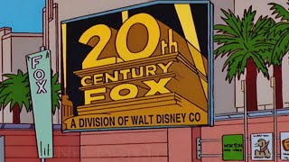 'The Simpson's' Predicted 19 Years Ago That Disney Would Buy 20th Century Fox