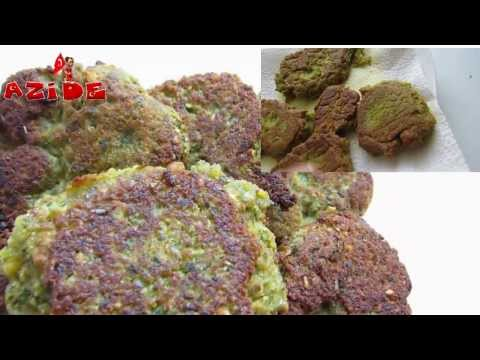 Falafel (Nohut koftesi) -10 weeks body change Rezepte / Azide Hobi