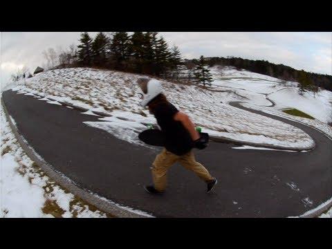 Winter Shredding