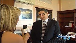 Il Direttore generale Asp Agrigento Ficarra commenta operazione la carica delle 104 News AgrigentoTv