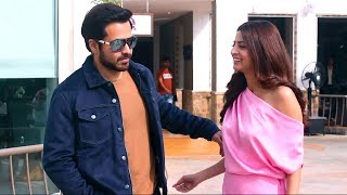 Emraan hashmi With vedhika kumar Together Promoting His Upcoming Film THE BODY