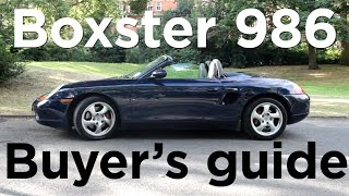 Ultra in-depth Boxster 986 buyer's guide including IMS deep dive analysis