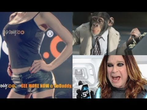 TOP 10 FUNNIEST SUPERBOWL ADS - Best Ten Super Bowl XLV 2011 Commercials