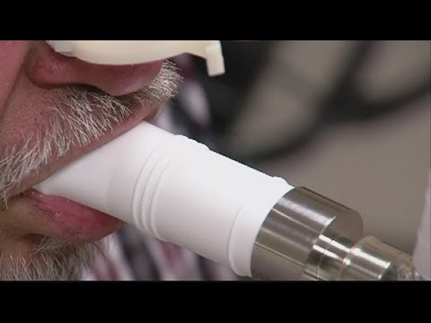 Breath test may become disease detector