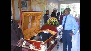 Erroy Francis (Shavan) Funeral Service - Connors, Sandy Ground, Old Harbour, St Catherine, Jamaica