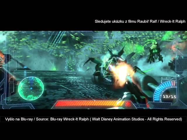 (17) Cool Scény: Wreck-It Ralph / Raubíř Ralf