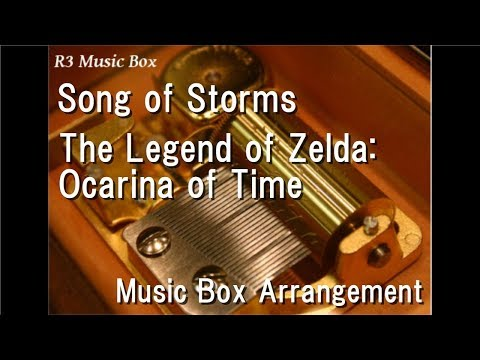 Koji Kondo - The Legend Of Zelda Ocarina Of Time Song Of Storms
