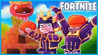 *NEW* TOMATO TEMPLE & EMOTE in Fortnite: Battle Royale! (Fortnite Funny Moments & Fails)