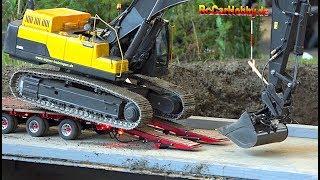 AMAZING RC CONSTRUCTION SITE, TRUCK MODELS AT FAIR FRIEDRICHSHAFEN 11